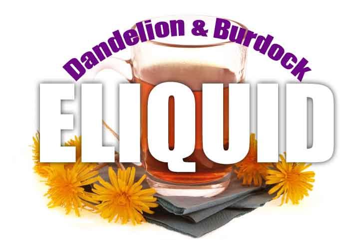 Dandelion & Burdock E Liquid