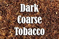 Coarse Tobacco E Liquid