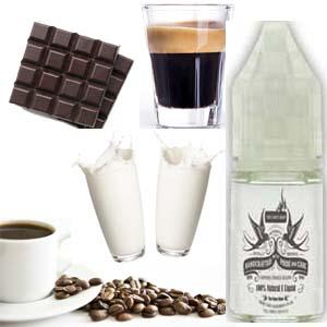 Espresso Silk E Liquid