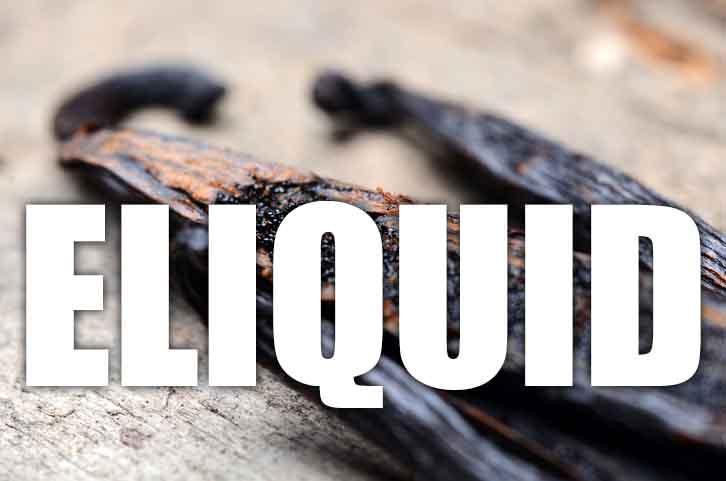 Dark Vanilla E Liquid