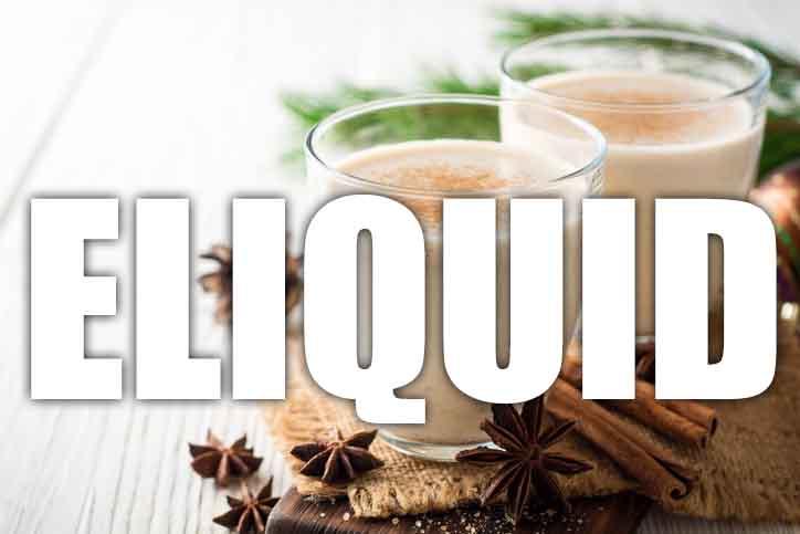 Eggnog E Liquid