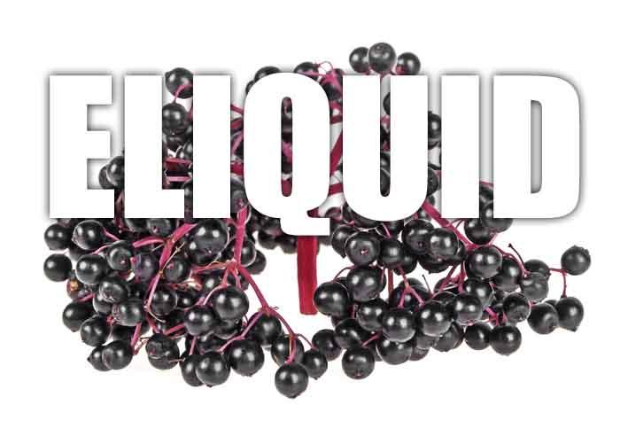 Elderberry E Liquid