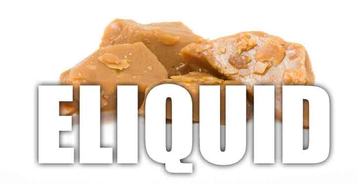 English Toffee E Liquid