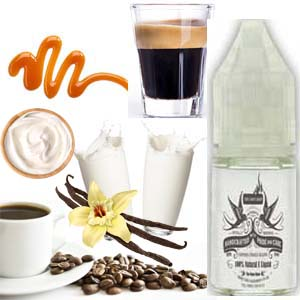 Espresso Caramel E Liquid