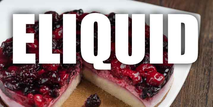 Forest Fruit Cheesecake E Liquid