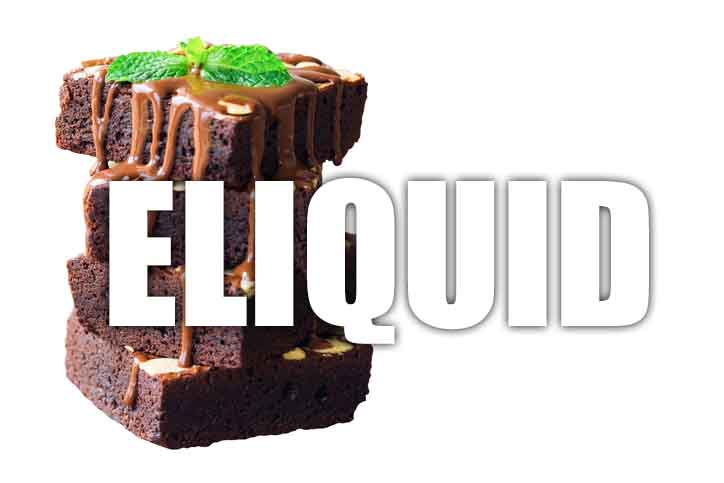 Fudge Brownie E Liquid
