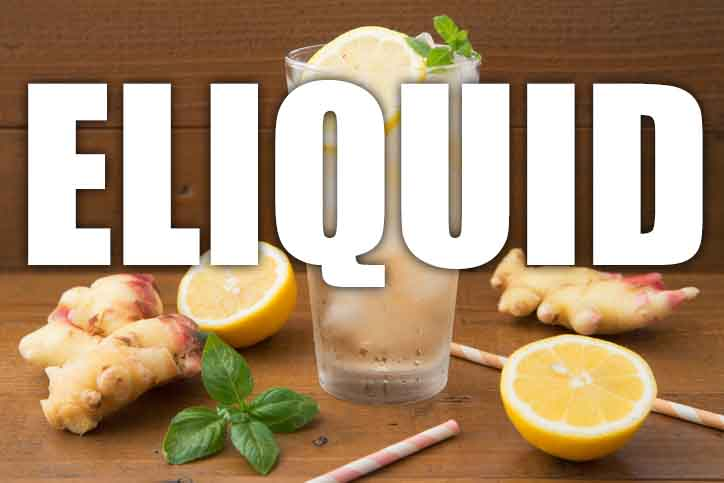 Ginger Ale E Liquid