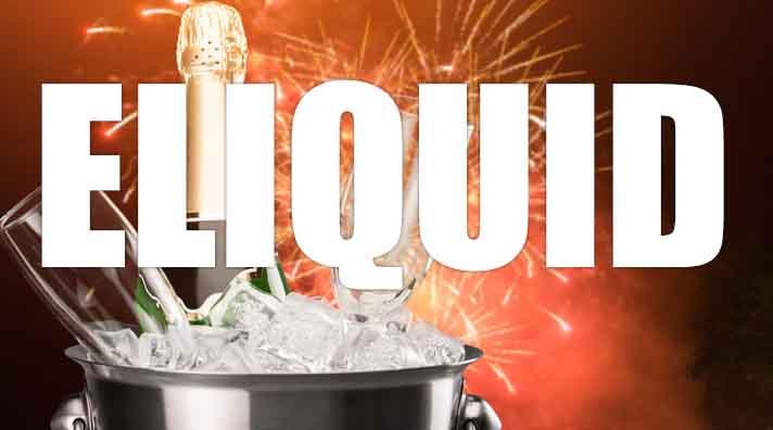 Iced Champagne E Liquid