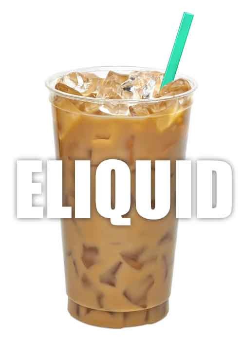 Iced Coffee E Liquid