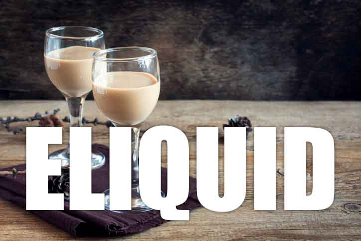 Irish Cream E Liquid