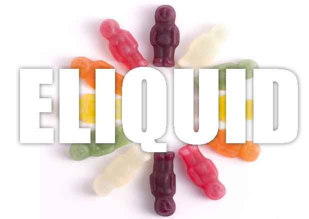 Jelly Candy E Liquid