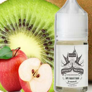 Kwipple Apple & Kiwi E Liquid
