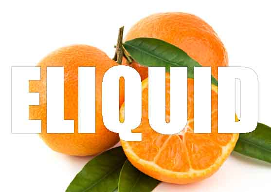 Mandarin E Liquid