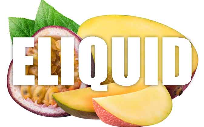 Mango & Passion Fruit E Liquid