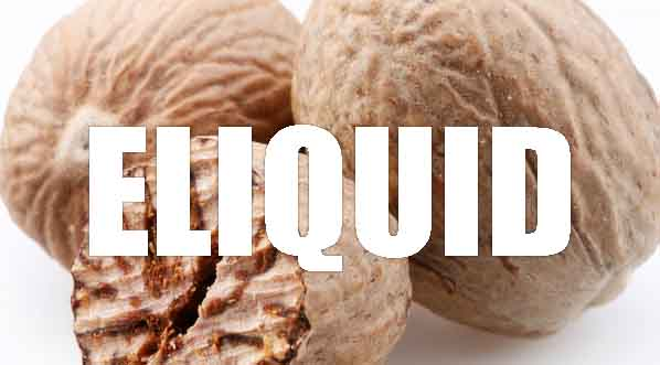 Nutmeg E Liquid