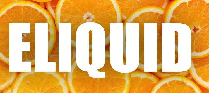 Orange E Liquid
