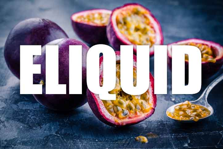 Passion Fruit E Liquid