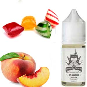 Peach Candy E Liquid