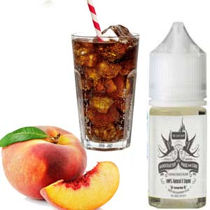 Peach Cola E Liquid