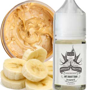 Penana Peanut & Banana E Liquid