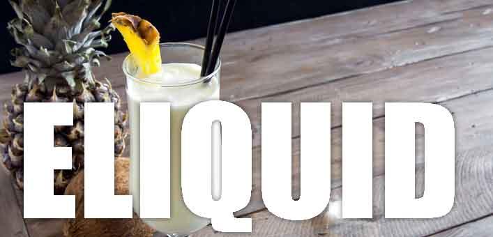Pinyada E Liquid