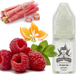 Red Rhubarb E Liquid