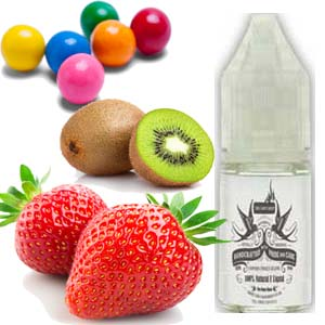 Strawberry Bubble E Liquid