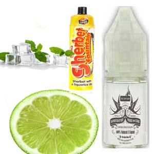 Sherbet Lime E Liquid