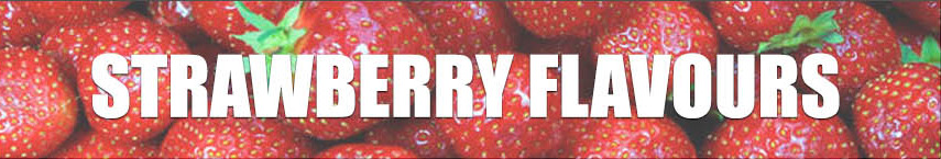 Strawberry E Liquid Flavours